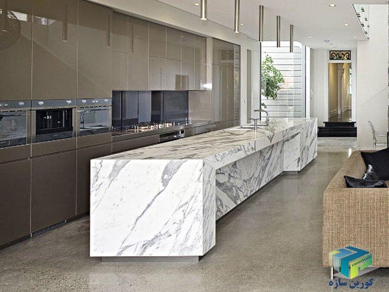 صفحه کابینت آَشپزخانه